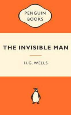 The Invisible Man (Popular Penguins) by H.G.Wells