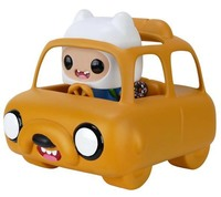 Adventure Time - Fin & Jake Car Pop! Vinyl Figure