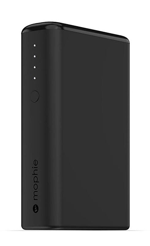 Mophie PowerBoost V2 5,200mAh Powerbank- Black