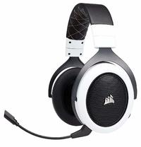 Corsair: HS70 Wireless Gaming Headset - White for