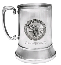 Game of Thrones Stainless Steel Stein - House Stark