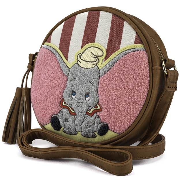 Loungefly: Disney Dumbo Ears - Crossbody Bag
