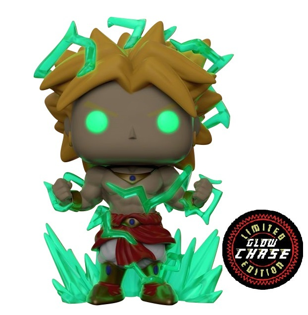 "Dragon Ball Z – Broly (SSJ) 6"" Pop! Vinyl Figure image"