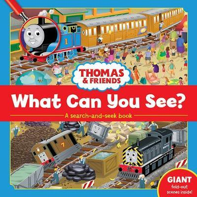 What Can You See? by Thomas and Friends