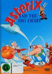 Asterix & The Big Fight on DVD