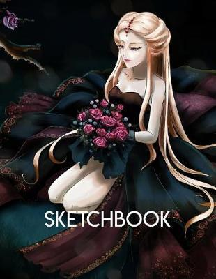 Sketchbook by Anime Cover