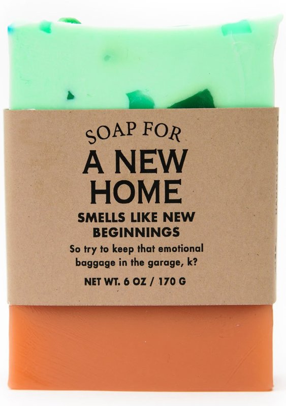 Whiskey River Co: Soap - For A New Home