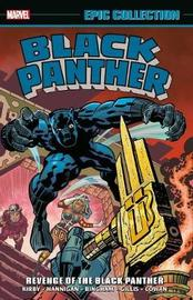 Black Panther Epic Collection: Revenge Of The Black Panther by John Byrne