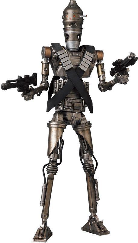 Star Wars: The Mandalorian: IG-11 - Mafex Action Figure