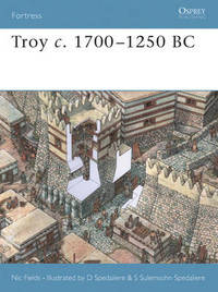 Troy 1800-1250 BC by Nic Fields