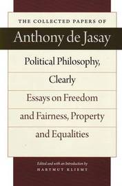 Political Philosophy, Clearly by Anthony De Jasay image