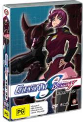 Gundam Seed - Gundam S Destiny: Vol. 2 on DVD