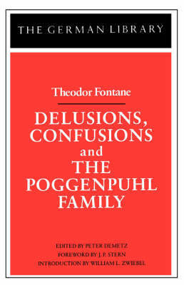 Delusions, Confusions and the Poggenpuhl Family by Theodor Fontane
