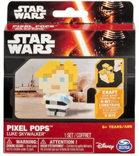 Star Wars: Pixel Pops - Luke Skywalker