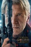 Star Wars 7 Han Solo Teaser Wall Poster