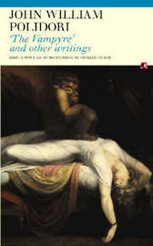 The Vampyre and Other Writings by John William Polidori image