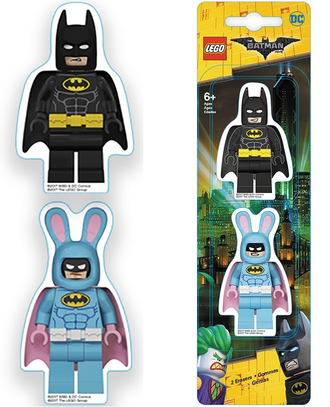 The LEGO Batman Movie: Eraser Set - Batman/Bunny image