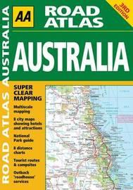 AA Road Atlas Australia image