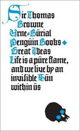 Urne-Burial by Thomas Browne image