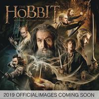 The Hobbit 2019 Square Wall Calendar