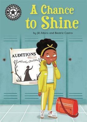Reading Champion: Shine by Jill Atkins image