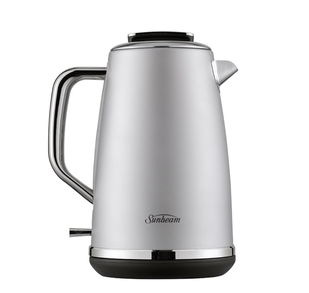 Sunbeam: Gallerie Collection Kettle - Silver Cloud