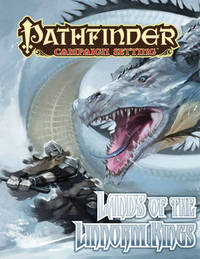 Pathfinder Campaign Setting: Lands of the Linnorm Kings by Colin McComb