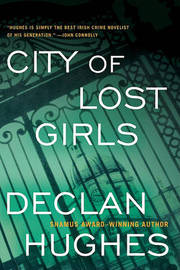City of Lost Girls by Declan Hughes image