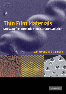 Thin Film Materials by L.B. Freund