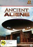 Ancient Aliens - Season 4 on DVD