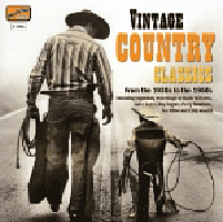 Vintage Country Classics by Hank Williams