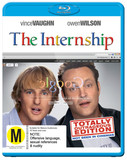 The Internship (Blu-ray/Ultraviolet) on Blu-ray