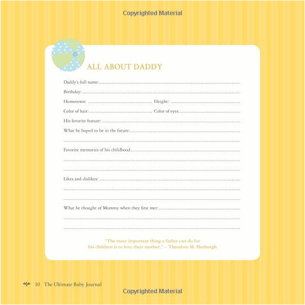 The Ultimate Baby Journal by Alex A Lluch image
