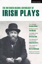 The Methuen Drama Anthology of Irish Plays by Brendan Behan