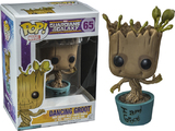 Guardians of the Galaxy Dancing Groot (I Am) Pop! Vinyl Bobble Figure