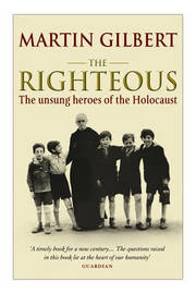 The Righteous by Martin Gilbert image