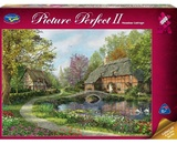 Holdson: 1000pce Puzzles - Picture Perfect Meadow Cottage