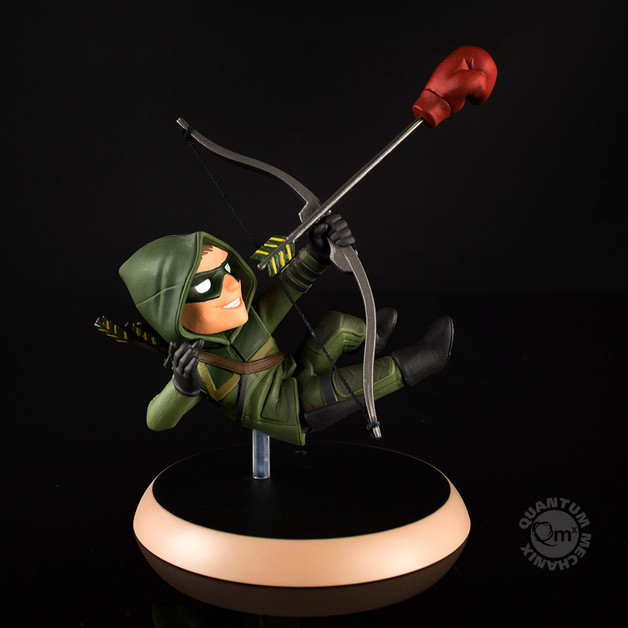 DC Comics - Green Arrow Q-Pop Vinyl Figure