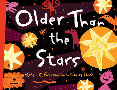 Older Than The Stars by Karen Fox image