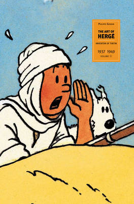 The Art of Herge: v. 2 by Philippe Goddin image
