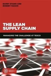 The Lean Supply Chain by Robert Mason