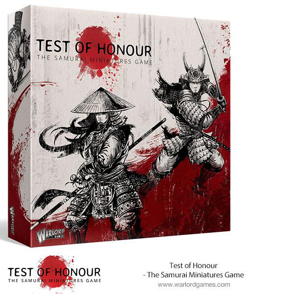 Test of Honour Boxed Game
