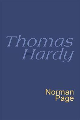 Thomas Hardy: Everyman Poetry by Thomas Hardy image