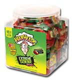 Warheads Extreme Sour Hard Candy Tub (744g)