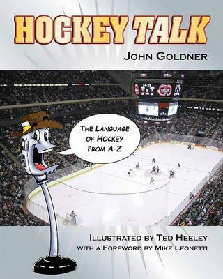 Hockey Talk by John Goldner image