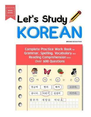 Let's Study Korean by Bridge Education