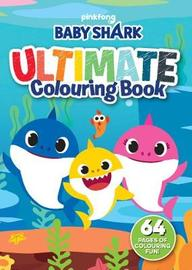 Baby Shark: Ultimate Colouring Book image