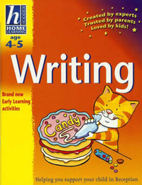 Writing: Age 4-5 by Rhona Whiteford image