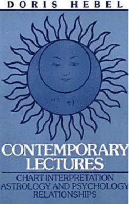 Contemporary Lectures by Doris Hebel image