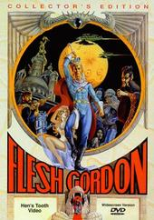 Flesh Gordon on DVD